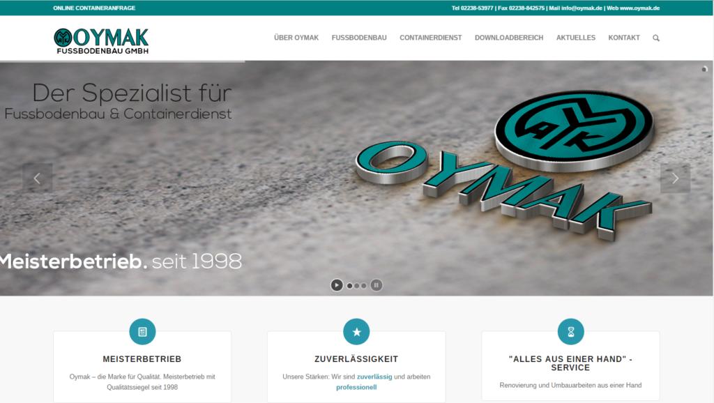 Oymak Fußbodenbau GmbH